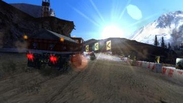 Immagine -4 del gioco MotorStorm: Arctic Edge per Playstation PSP