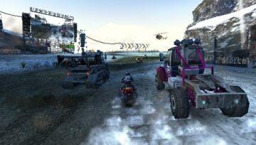Immagine 0 del gioco MotorStorm: Arctic Edge per Playstation PSP