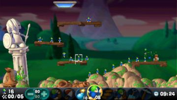 Immagine -3 del gioco Lemmings per Playstation PSP