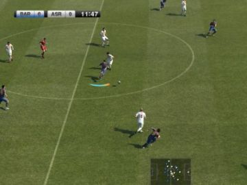 Immagine -5 del gioco Pro Evolution Soccer 2011 per Playstation 2
