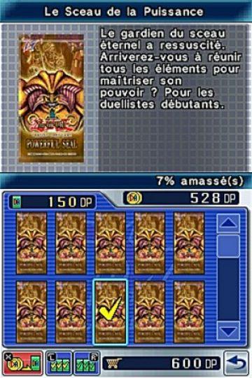 Immagine -1 del gioco Yu-Gi-Oh! GX Spirit Caller per Nintendo DS