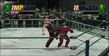 Immagine -3 del gioco TNA iMPACT!: Cross the Line per Playstation PSP