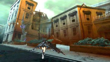 Immagine -4 del gioco Black Rock Shooter: The Game per Playstation PSP