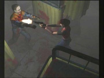 Immagine -5 del gioco Resident Evil: Code Veronica X per Playstation 2