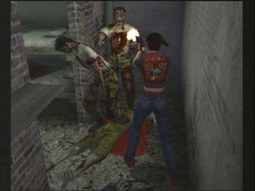 Immagine -2 del gioco Resident Evil: Code Veronica X per Playstation 2