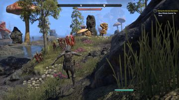 Immagine -3 del gioco The Elder Scrolls Online: Morrowind per Playstation 4