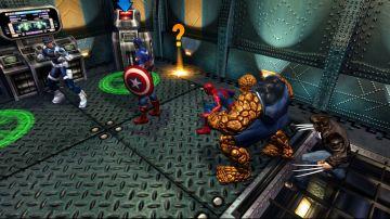 Immagine -5 del gioco Marvel: La Grande Alleanza per Playstation PSP