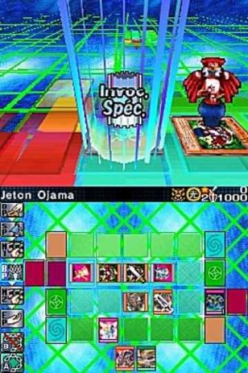 Immagine -2 del gioco Yu-Gi-Oh! GX Spirit Caller per Nintendo DS