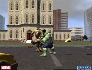 Immagine -1 del gioco L'Incredibile Hulk per Playstation 2