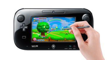 Immagine 1 del gioco Kirby e il pennello arcobaleno per Nintendo Wii U