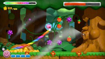 Immagine 3 del gioco Kirby e il pennello arcobaleno per Nintendo Wii U