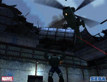 Immagine -4 del gioco L'Incredibile Hulk per Playstation 2