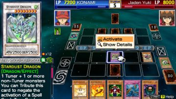 Immagine -5 del gioco Yu-Gi-Oh! GX Tag Force 3 per Playstation PSP
