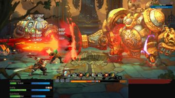 Immagine -2 del gioco Battle Chasers: Nightwar per Playstation 4