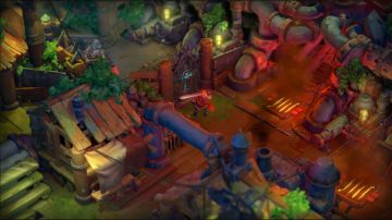 Immagine -3 del gioco Battle Chasers: Nightwar per Xbox One