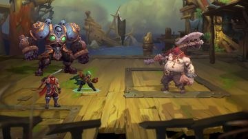 Immagine -4 del gioco Battle Chasers: Nightwar per Xbox One