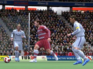 Immagine -4 del gioco FIFA 08 per Playstation 2