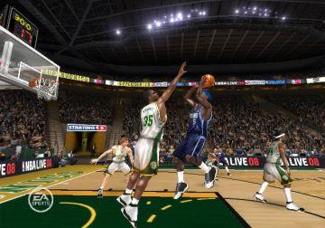 Immagine -12 del gioco NBA Live 08 per Nintendo Wii
