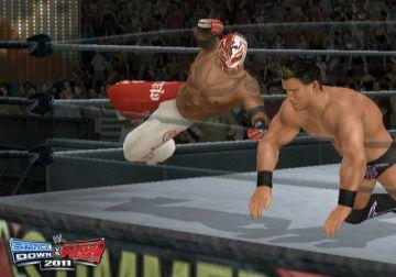 Immagine -1 del gioco WWE Smackdown vs. RAW 2011 per Nintendo Wii
