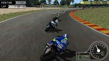 Immagine -3 del gioco MotoGP per Playstation PSP