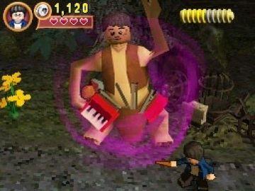 Immagine -5 del gioco LEGO Harry Potter: Anni 5-7 per Nintendo DS