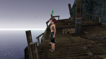 Immagine 1 del gioco The Sims 2: Island per Playstation 2