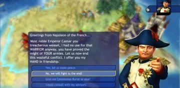 Immagine -2 del gioco Sid Meier's Civilization Revolution per Playstation 3