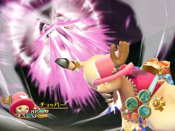 Immagine -3 del gioco One Piece: Unlimited Cruise 2 per Nintendo Wii