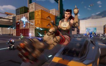 Immagine -4 del gioco Agents of Mayhem per Playstation 4