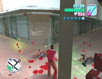 Immagine -4 del gioco Gta Vice City per Playstation 2