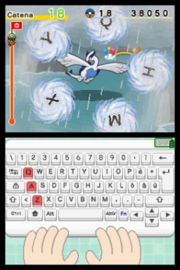 Immagine -5 del gioco Impara con Pokemon: Avventura Tra I Tasti per Nintendo DS