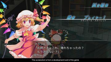 Immagine -4 del gioco Touhou Kobuto V: Burst Battle per Playstation 4