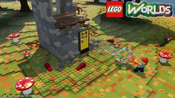 Immagine -1 del gioco LEGO Worlds per Nintendo Switch