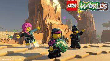 Immagine -2 del gioco LEGO Worlds per Nintendo Switch