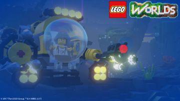 Immagine -5 del gioco LEGO Worlds per Nintendo Switch