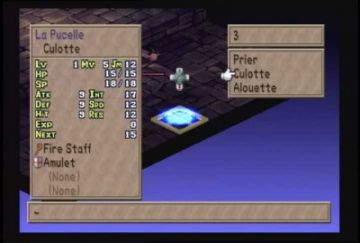 Immagine -2 del gioco La Puccelle tactics per Playstation 2