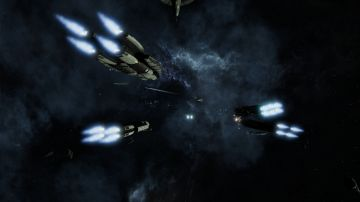 Immagine -1 del gioco Battlestar Galactica Deadlock per Playstation 4
