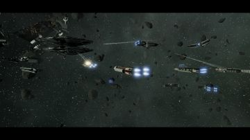 Immagine -3 del gioco Battlestar Galactica Deadlock per Playstation 4