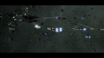 Immagine -5 del gioco Battlestar Galactica Deadlock per Xbox One