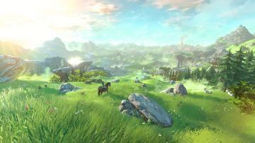 Immagine -1 del gioco The Legend of Zelda: Breath of the Wild per Nintendo Wii U