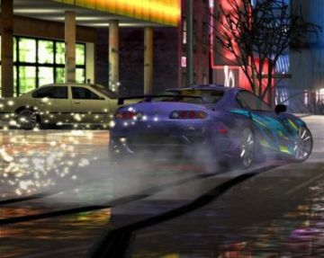 Immagine 1 del gioco Need for Speed Underground per Playstation 2