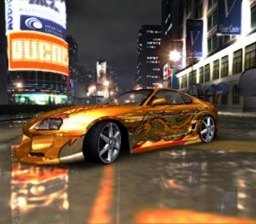 Immagine 4 del gioco Need for Speed Underground per Playstation 2