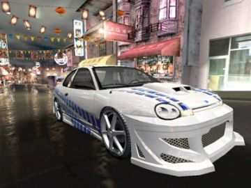 Immagine 3 del gioco Need for Speed Underground per Playstation 2