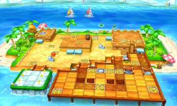 Immagine -5 del gioco Mario Party Star Rush per Nintendo 3DS