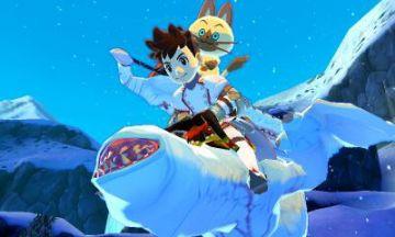 Immagine -3 del gioco Monster Hunter Stories per Nintendo 3DS