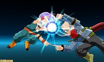 Immagine -4 del gioco Dragon Ball Fusions per Nintendo 3DS