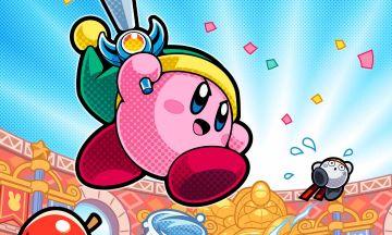 Immagine -1 del gioco Kirby: Battle Royale per Nintendo 3DS
