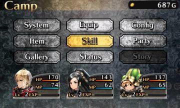Immagine -3 del gioco Radiant Historia: Perfect Chronology per Nintendo 3DS
