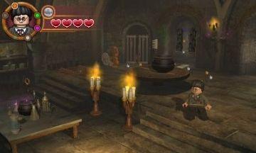 Immagine -3 del gioco LEGO Harry Potter: Anni 5-7 per Nintendo 3DS