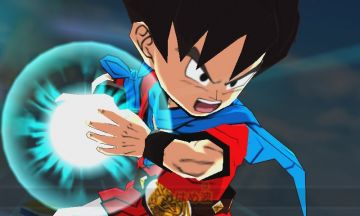 Immagine -2 del gioco Dragon Ball Fusions per Nintendo 3DS